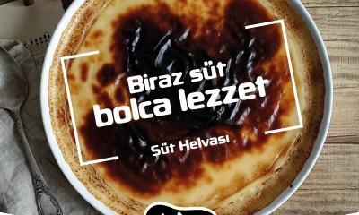 Süt Helvası
